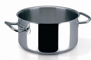 Sitram Profiserie 11-Quart Commercial Stainless Steel Braisier/Stewpot