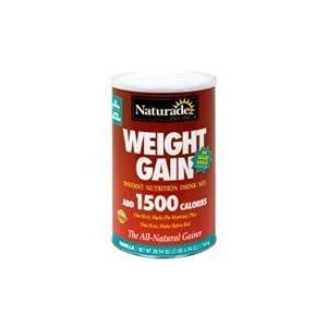 Weight gain naturade