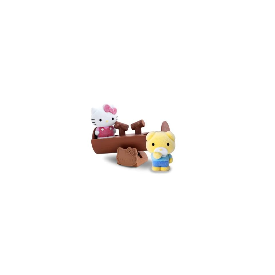 cd03bc271 Hello Kitty Vellutata Playground Seesaw on PopScreen
