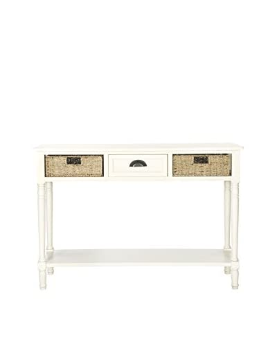 Safavieh Winifred Console, White As You See