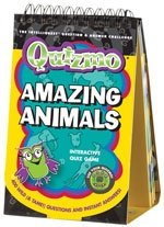 Infinitoy INF28007 Amazing Animals Quizmo Flip - Buy Infinitoy INF28007 Amazing Animals Quizmo Flip - Purchase Infinitoy INF28007 Amazing Animals Quizmo Flip (Infinitoy, Toys & Games,Categories,Electronics for Kids,Learning & Education,Toys)