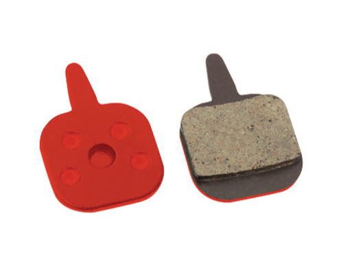 Buy Low Price Jagwire Red Zone Disc Pads for Tektro IO (DCA077)