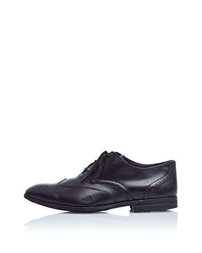 Rockport Zapatos Oxford Sod Wingtip Negro