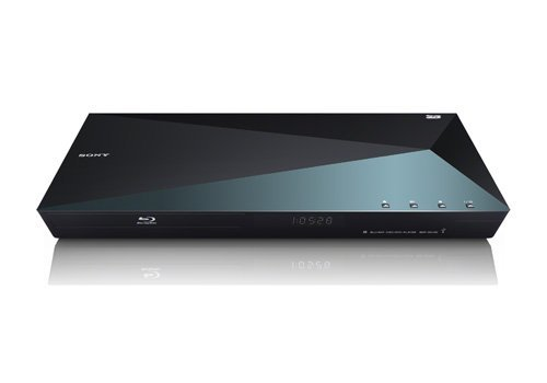 Get Cheap Sony 3D Blu-Ray DVD Player, With 3D Blu-ray Disc Playback In Full HD 1080p, Built-In Wi-Fi, 2D To 3D Conversion, Access To Sony Entertainment Network: Netflix, YouTube, Pandora, Hulu Plus, Smartphone, Tablet Remote App, Black Finish On Line