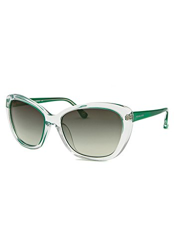 Michael Kors M2903S 307 Clear Palmetto Green Sabrina Cats Eyes Sunglasses Lens