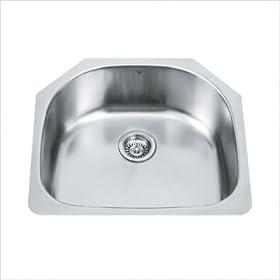 Vigo VG2421 Kitchen Sink - 1 Bowl