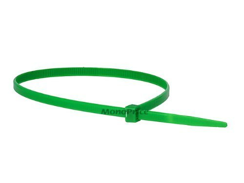 Cable Tie 14 inch 50LBS, 100pcs/Pack - Green