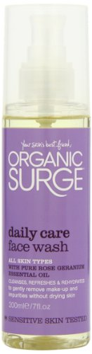 Organic Surge Daily Care Face Wash 200ml Reviews