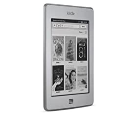 Amazon Kindle Touch E-reader 6 Inch E Ink Display With WiFi (Purchase In-Store Only - No Online Sales)