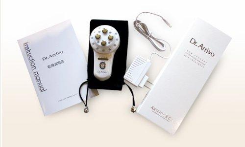 1台5役の携帯サイズ美顔器 Dr.Arrivo ドクターアリーヴォ