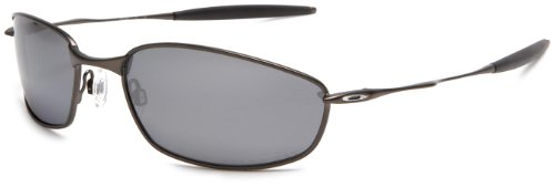 Oakley Men's Whisker Iridium Polarized Sunglasses