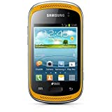 Samsung Galaxy Music Duos GT-S6012 (Yellow)