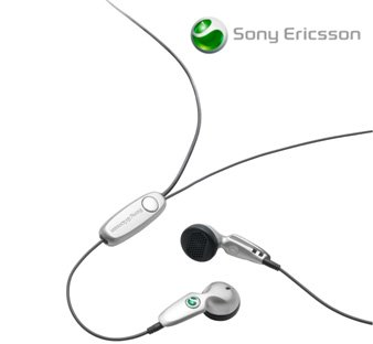 Original OEM Stereo Portable Handsfree Headset Headphone for Sony Ericsson F500i, J210i, J300, K300i, K500i, K508, K600i, K608i, K700i, P800, P900, P910i, S700i, S710, S710a, T100, T20, T200, T226, T230, T28w, T28z, T300, T306, T310, T316, T39, T600, T610, T616, T630, T637, T65, T68i, V600i, V800, Z1010, Z200, Z300, Z300i, Z300a, Z500, Z500a, Z600 and Z800i phone models