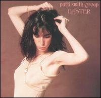 Original album cover of Easter by Patti Smith