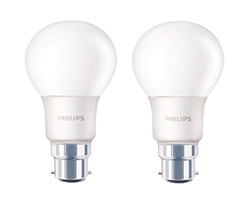 Philips-Ace-Saver-6W-LED-Bulb-(Golden-Yellow,-Pack-of-2)