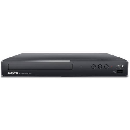 For Sale! Sanyo RFWBP505F Blu-ray Player (Certified Refurbished)