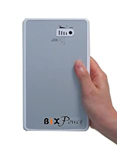 BiXPower High Capacity (24,000mAh) Multi Outputs (5V, 9~12V, 16V/19V/24V) Rechargeable Battery Pack - BiXPower BP90