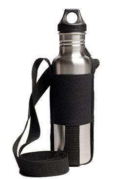 Klean Kanteen Stainless Steel Water Bottle Shoulder Sling (27-Ounce Bottles) front-923029