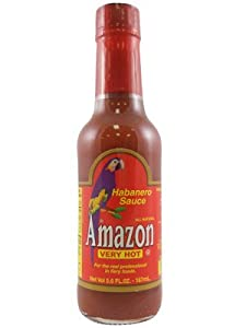 Amazon Habanero Hot Sauce