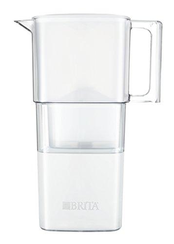 【高除去12項目で2ヵ月交換】 ポット型浄水器 BRITA(ブリタ) リクエリ ブラックメモ
