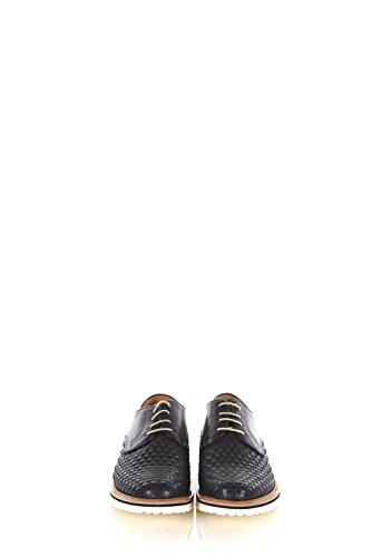 Scarpa Uomo Barbati 39 Blu Sc-b901int Primavera Estate 2016