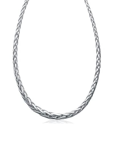L'Atelier Parisien Halskette 14800345C Sterling-Silber 925