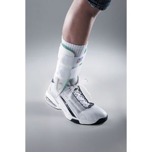 LP Childrens Air Gel Ankle Brace (White; One Size - Ages 7-12) by LP Supports