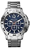 Nautica Chronograph BFD 101 Blue Dial Men's watch #N19582G