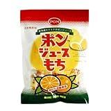 【新食感 モチモチのポンジュース】 ポンジュース もち 1袋×6個 1箱