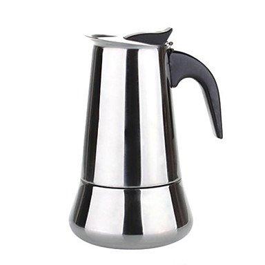 Stainless Moka Pot front-640624