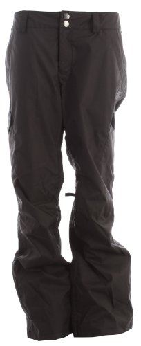 Burton Mesa Cargo Snowboard Pants True Black Womens Sz XL