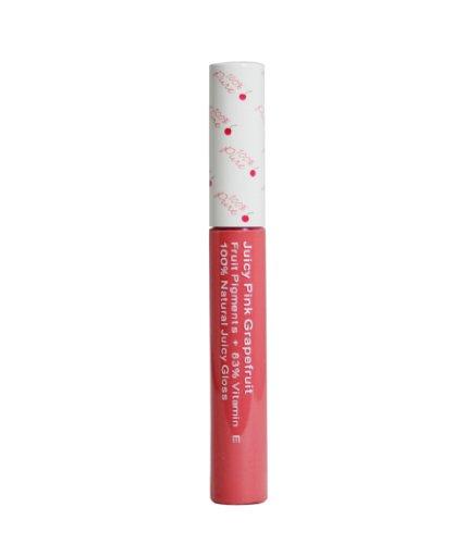 100%Pure フルーツ ピグメントリップ グロス 4.ピンクグレープフルーツ 7mL