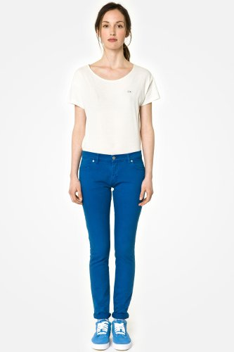 L!VE Stretch Color Gabardine Jean