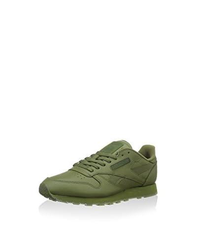 Reebok Sneaker Cl Solids  [Oliva]