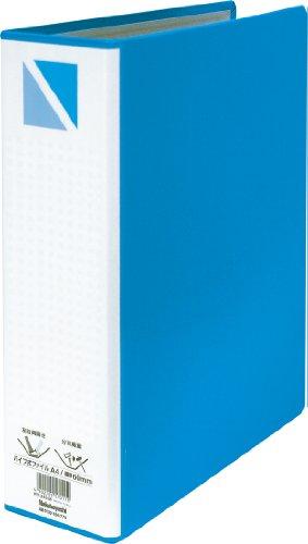 Tubería archivo A4 / vinculante espesor 60 mm tipo azul PFP-A4S-6B