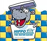 Hippo the Water Saver (not for slimline cisterns) - saves water each time you flush PACK OF 5