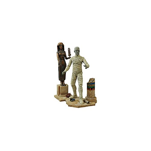 Diamond Select Toys Universal Monsters Select: Mummy (Version 2) Action Figure