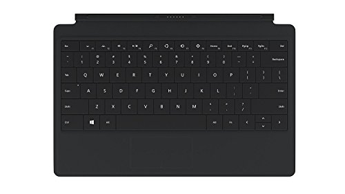 Microsoft Surface Type Cover 2 (Black) (Surface Power Cover compare prices)