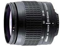 Nikon 28-80mm f/3.3-5.6G Autofocus Nikkor Zoom Lens (Black) (Discontinued by Manufacturer)