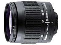 Nikon 28-80mm f/3.3-5.6G Autofocus Nikkor Zoom Lens (Black)
