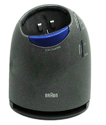 Braun 8000 Series 360 Complete And Activator Clean & Charge Base