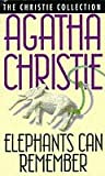 Agatha Christie Elephants Can Remember (The Christie Collection)