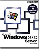 Microsoft Windows 2000 Server (10-Client) [Old Version]
