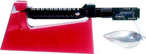 Lee Precision Safety Scale (Red)