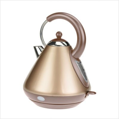 Orange Tea Kettle