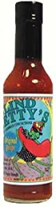 Hot Sauce Blind Betty's Caribbean Concoctions Original Recipe 5oz. Glass Jar by Blind Betty