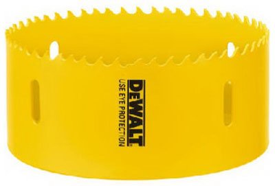 Dewalt Accessories D180066 4-1/8-Inch Bi-Metal Hole Saw