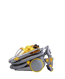 Dyson DC08 Telescope Wrap Cylinder Vacuum Cleaner Silver/Yellow