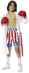 Kid's Rocky Movie Costume (Size:Large 12-14)