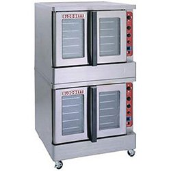 Blodgett Dfg100Xcel Gas Convection Oven - Full-Size Double Stack front-559959